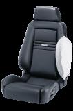 Recaro-Ergomed-ES-Zij-Airbag-Kunstleder-Zwart