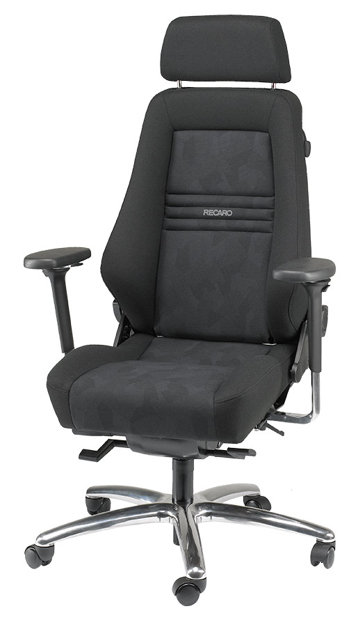 Bureaustoel Recaro Look.Recaro Guard K Bcs Europe
