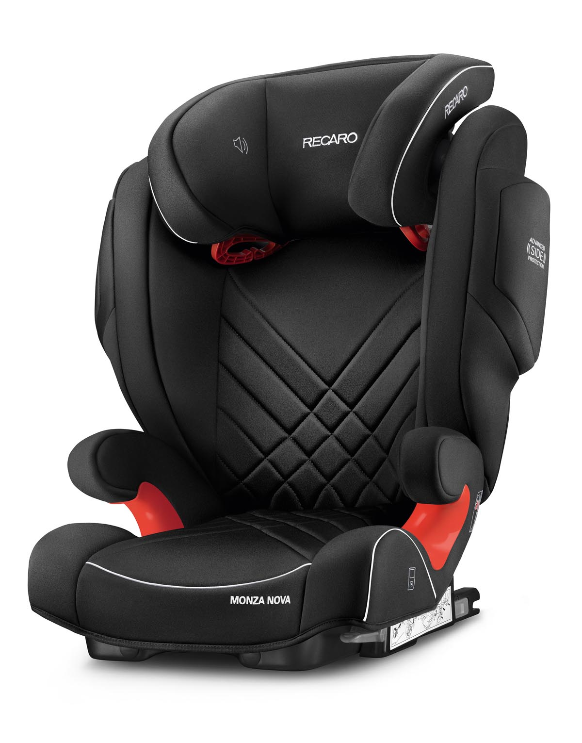recaro monza nova 2. Black Bedroom Furniture Sets. Home Design Ideas