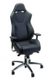 Recaro-Office-Sport-Gordeldoorvoer-zwart