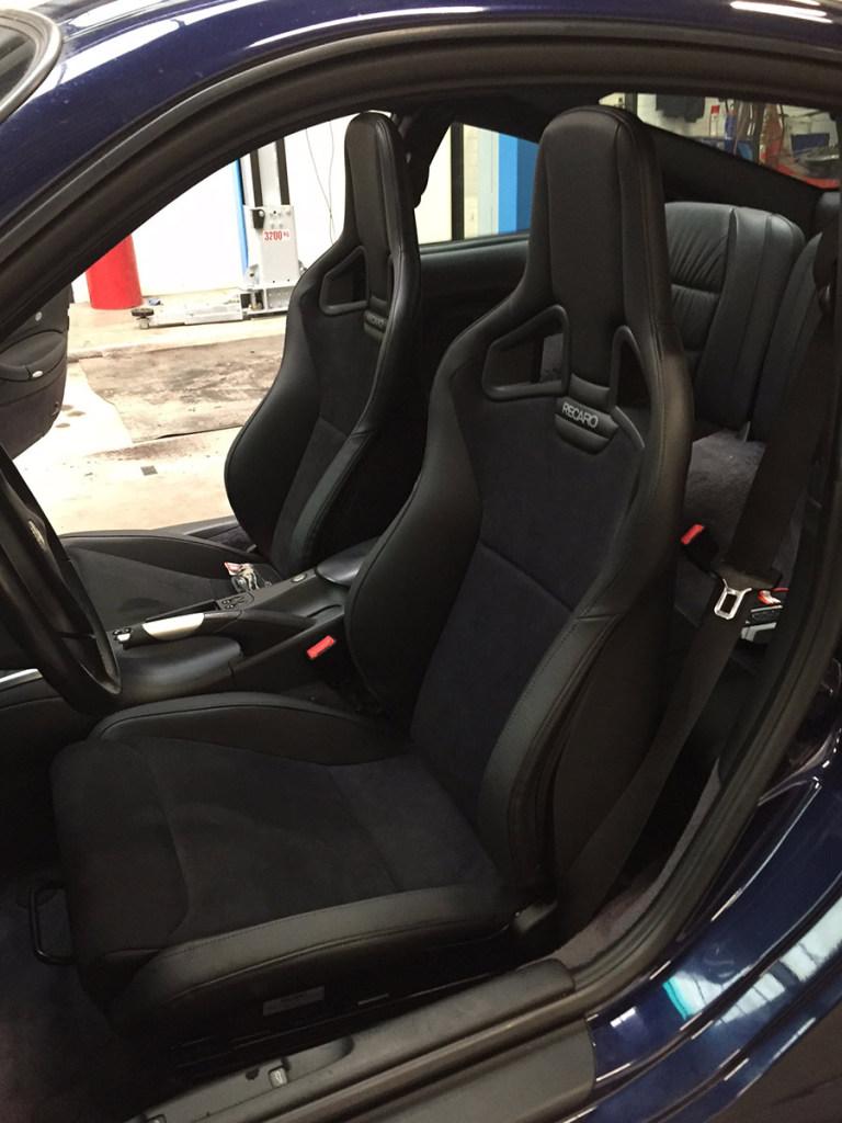 Recaro Cross Sportster Cs Voor Porsche 911 Turbo