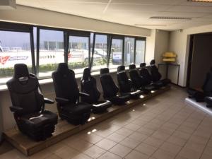 Nieuwe RECARO-dealer TC Seats Division