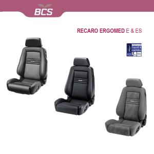 Comfort en bewegingsvrijheid in de RECARO Ergomed autostoel